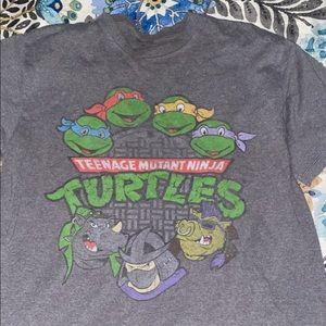 Teenage mutant ninja turtles shirt